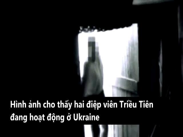 Hành trình bắt gián điệp tên lửa Triều Tiên tại Ukraine