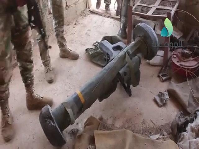 Iraq thu tên lửa 'sát thủ diệt tăng' của Mỹ từ tay IS
