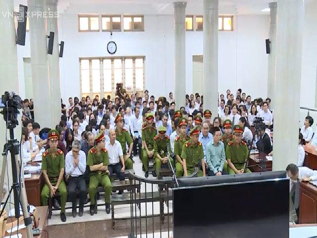 Gần 730 người bị triệu tập đến tòa xử đại án OceanBank Hà Văn Thắm