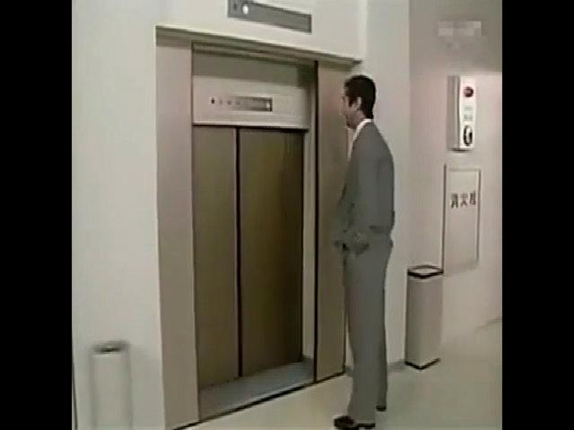 Khi thang máy 'All in one' của người Nhật