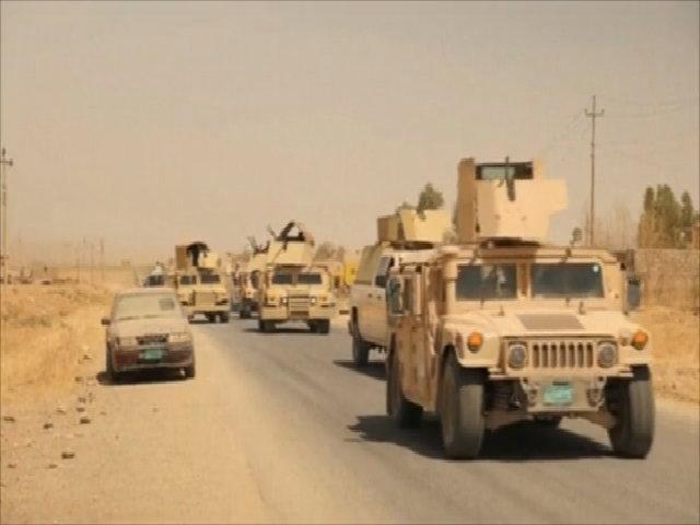 Iraq tuyên bố giải phóng thêm một thành trì lớn của IS