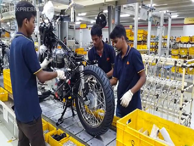 Royal Enfield - mô tô Ấn Độ đặt chân tới Việt Nam