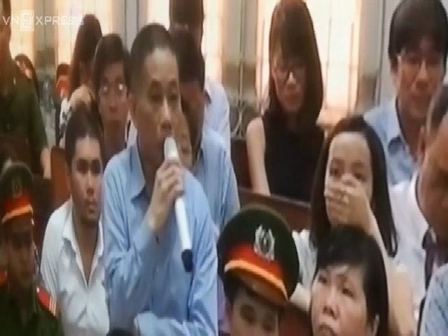Xét xử Hà Văn Thắm