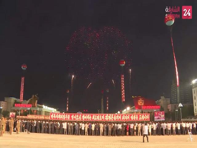 Hàng chục nghìn người Triều Tiên mừng thử hạt nhân thành công