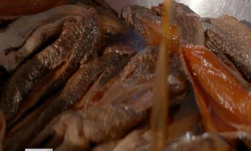 Nghề làm mắm cá nóc truyền thống tại An Giang