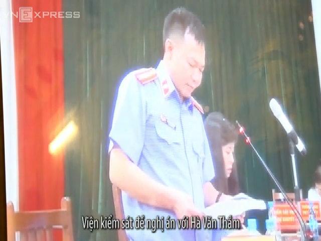 Hà Văn Thắm bị kết án