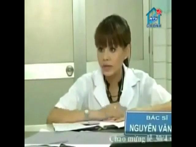 Bệnh nhân phát hoảng vì sự chẩn đoán của bác sỹ Trấn Thành