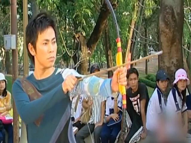 Cung thủ Việt khiến Robin Hood và Sinbad 'thán phục'