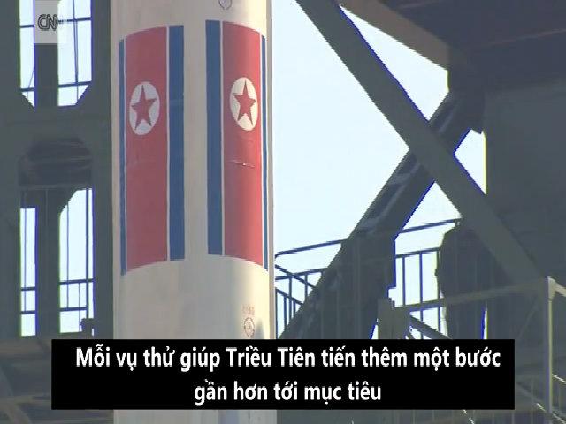 Lý do khiến Triều Tiên liên tục thử tên lửa đạn đạo