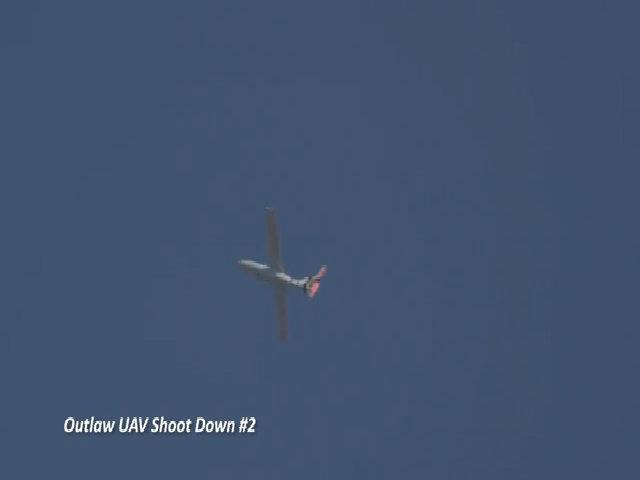 Vũ khí laser bắn rụng 5 máy bay trong thử nghiệm