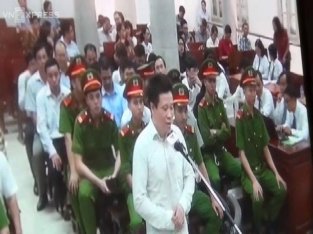 Hà Văn Thắm nói lời sau cùng
