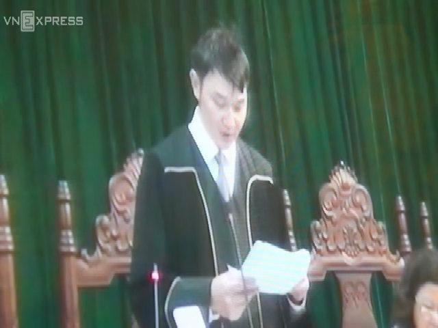 Số tiền phải chịu trách nhiệm hình sự của Hà Văn Thắm và Nguyễn Xuân Sơn