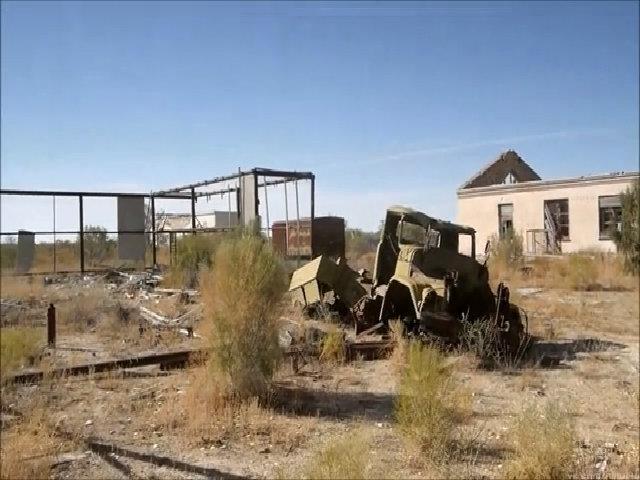 Hòn đảo 'chết' nơi Liên Xô phát triển vũ khí sinh học