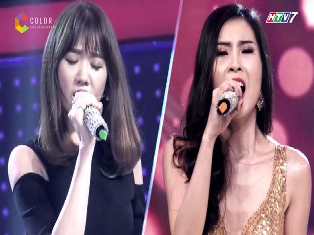 Mỹ nhân 'đè bẹp' Hari Won vì giọng hát thảm họa