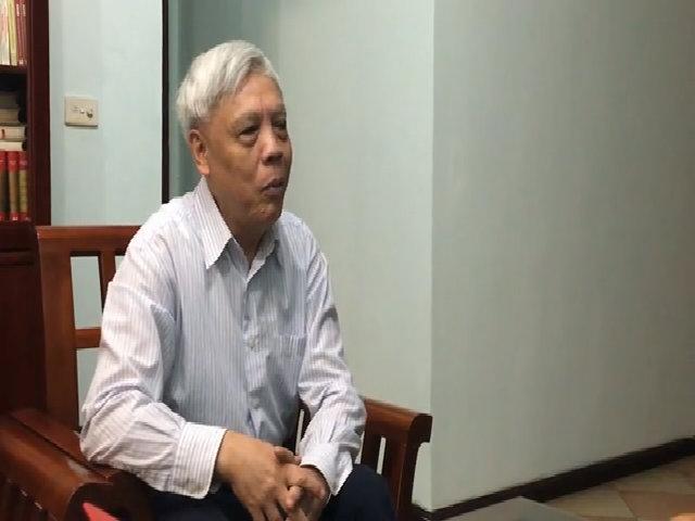 PGS Nguyễn Trọng Phúc: Tinh giản bộ máy từ cơ quan Đảng