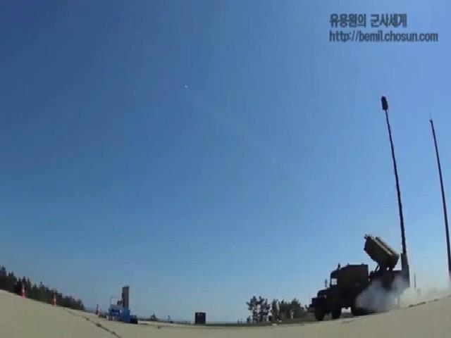 Hàn Quốc khoe rocket thông minh để chống chiến hạm Triều Tiên