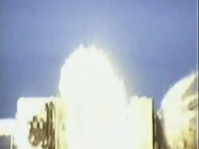 Thử nghiệm lõi xuyên phá của bom GBU-57