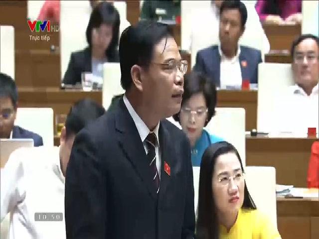 Ông Nguyễn Xuân Cường