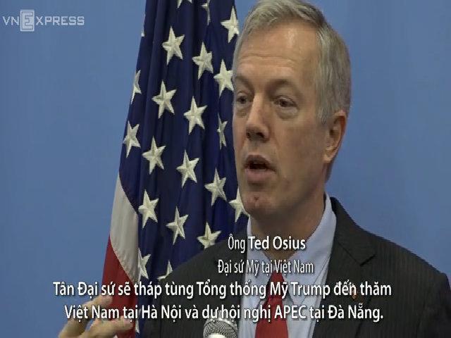 Đại sứ Mỹ kết thúc nhiệm kỳ tại Việt Nam