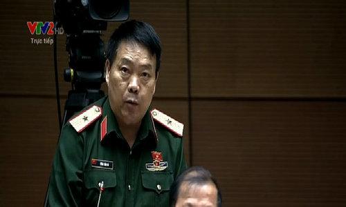 Đại biểu Sùng Thìn Cò - Hà Giang