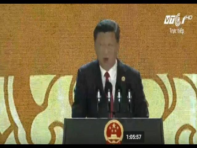 Chủ tịch Trung Quốc Tập Cận Bình: 'Cần thượng tôn chủ nghĩa đa phương'