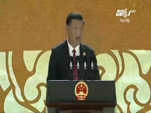 Thông điệp 'mở cửa hay để bị bỏ lại phía sau' của Chủ tịch Trung Quốc