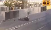 Tay đua Anh tử nạn ở giải đua Macau GP 2017