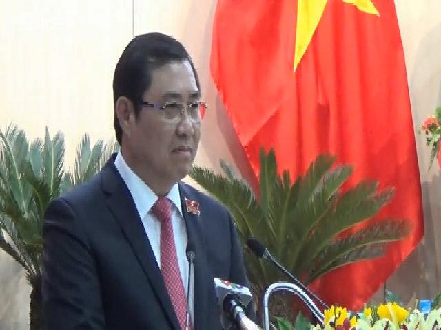 Chủ tịch Đà Nẵng nói 'nội bộ thành phố có đấu tranh'