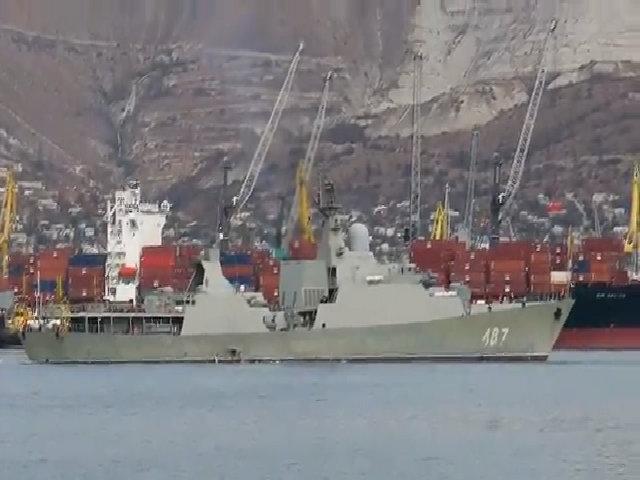 Nga bắt đầu chuyển tàu chiến tàng hình Gepard thứ 4 tới Việt Nam