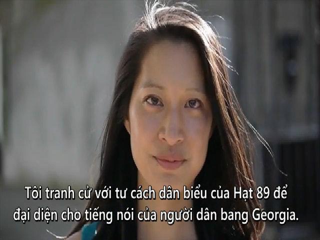 Phụ nữ gốc Việt đầu tiên đắc cử vào hạ viện bang Georgia