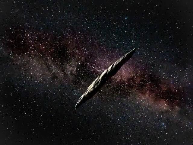 Quét vật thể du hành liên sao nghi tàu vũ trụ ngoài hành tinh