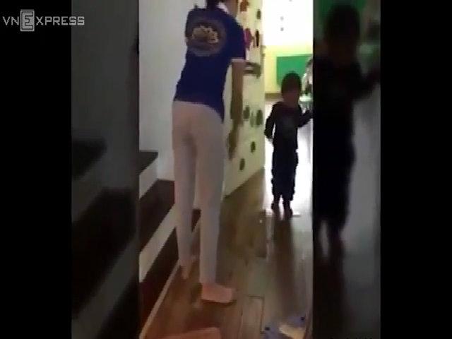 Bạo hành ở trường mầm non sen vàng