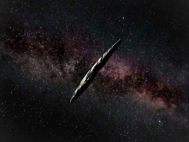 Vật thể du hành liên sao có thể là tàu ngoài hành tinh bị hỏng