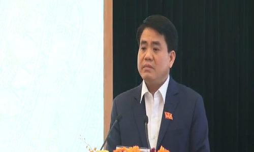 Cử tri Hà Nội chất vấn có hay không tình trạng 'bảo kê' sai phạm cho tập đoàn Mường Thanh