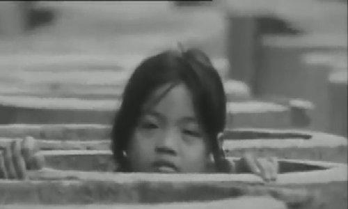 Hầm trú ẩn ở Hà Nội năm 1972