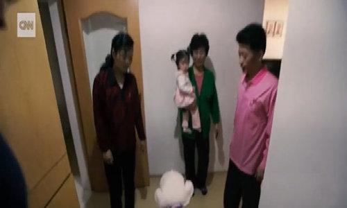 Bên trong nhà của một đảng viên đảng Lao động Triều Tiên