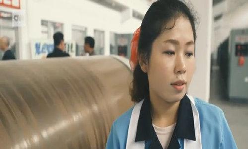 Bên trong nhà máy dệt lớn nhất Triều Tiên