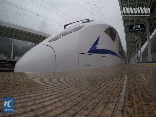 Tham vọng mở rộng mạng lưới đường sắt của Trung Quốc
