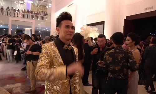 Dàn sao tham dự lễ cưới Lâm Khánh Chi