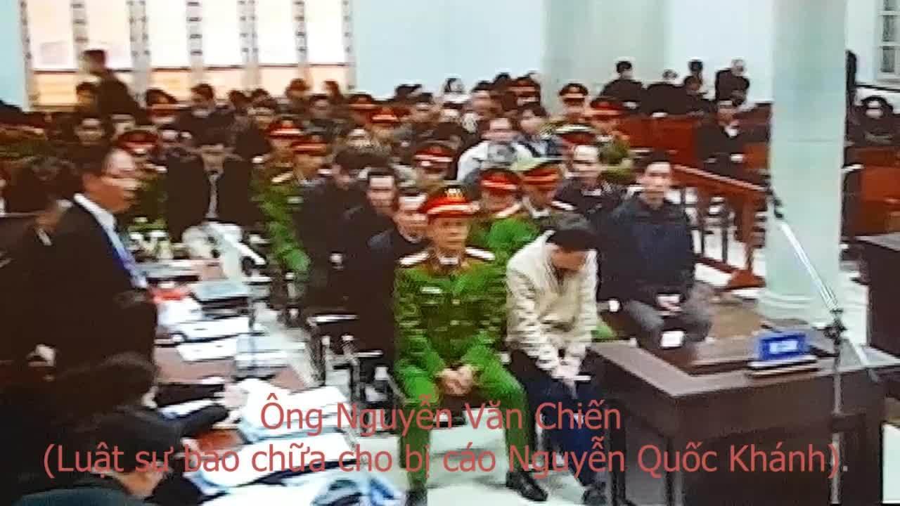 Luật sư Nguyễn Văn Chiến: Hành vi thân chủ không còn nguy hiểm