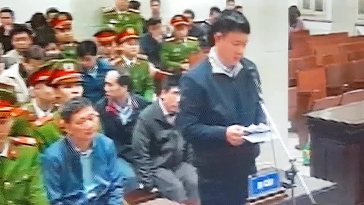 Ông Đinh La Thăng phủ nhận có lợi ích nhóm tại PVN