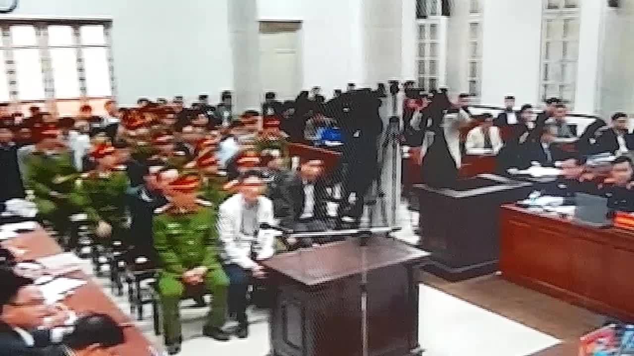 Ông Đinh La Thăng, Trịnh Xuân Thanh lĩnh án