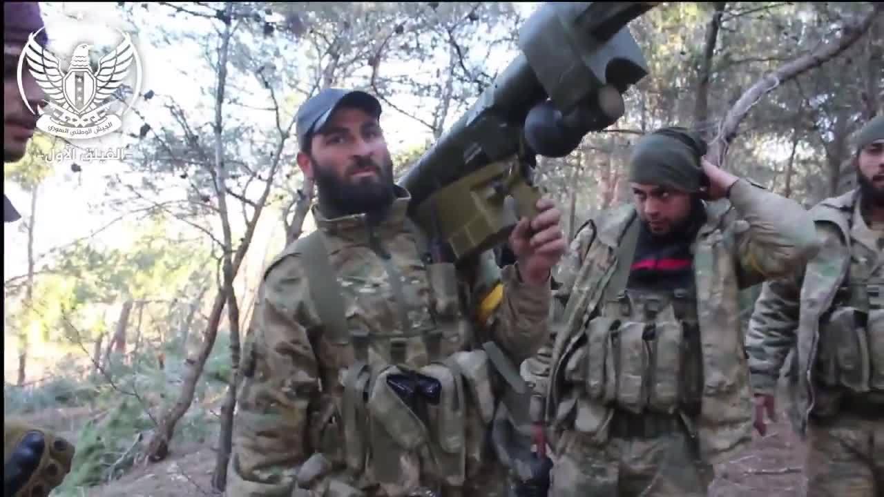 5 tên lửa có thể được phiến quân Syria dùng bắn rơi Su-25 Nga