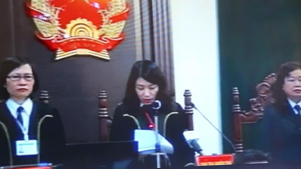 Trịnh Xuân Thanh lĩnh án chung thân lần hai