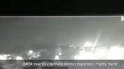 Khoảnh khắc F-16 Israel bốc cháy, lao xuống đất sau khi trúng đạn