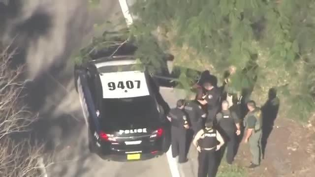 Cảnh sát bắt nghi phạm xả súng