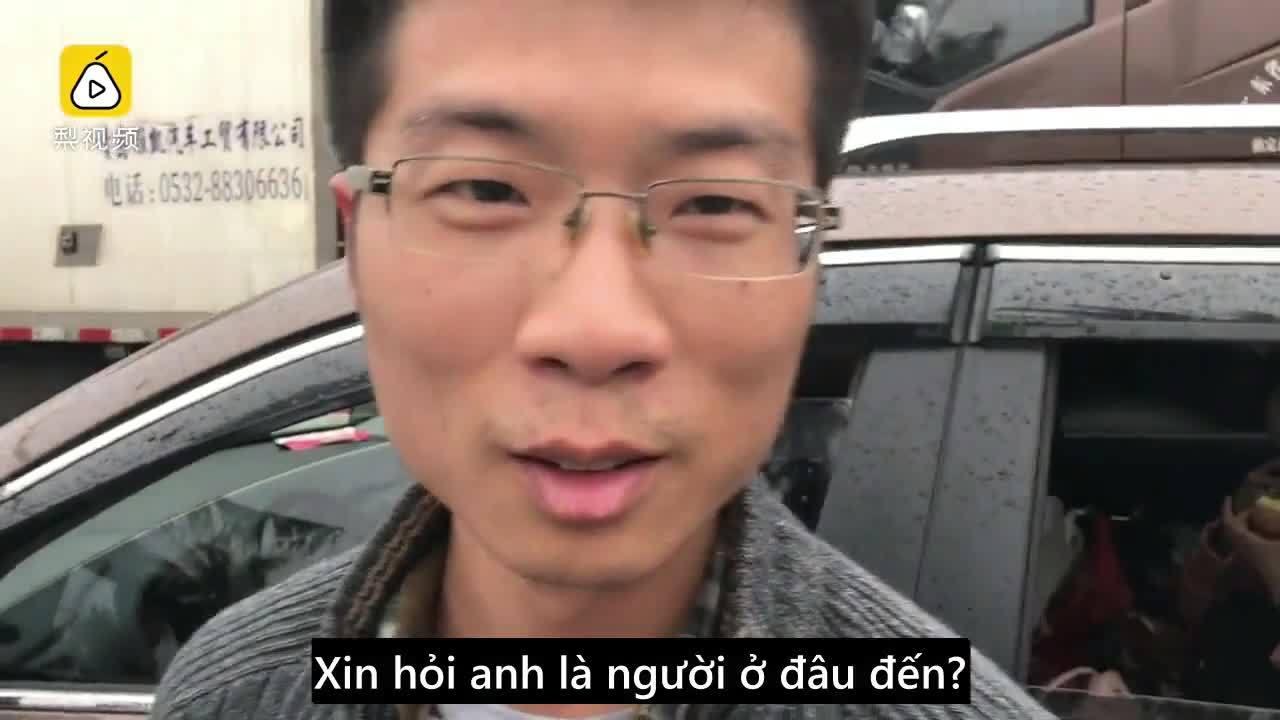 Tắc đường 15 tiếng, người Trung Quốc sợ bị đuổi việc