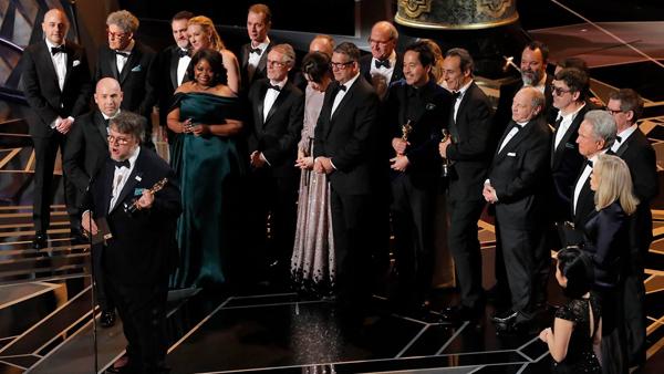 Các giải thưởng chính tại Oscar 2018