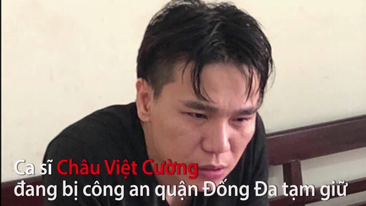 Ca sĩ Châu Việt Cường bị bắt trong vụ án 'vô ý làm chết người'