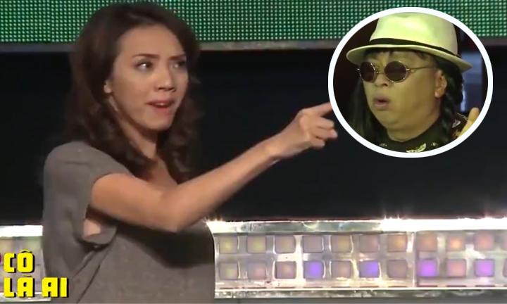 Thu Trang diễn quá nhập tâm khiến giám khảo 'điêu đứng'